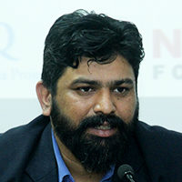 Santosh Abraham, VP, NASSCOM Foundation